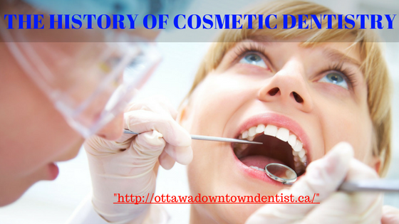 the-history-of-cosmetic-dentistry